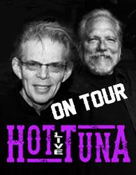 Hot Tuna on Tour