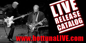 Hot Tuna Live Recordings Caelog