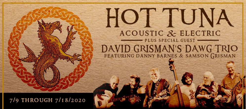 Hot Tuna and David Grisman\'s Dawg Trio