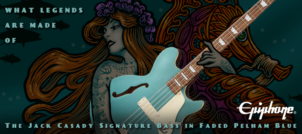 Jack Casady Bass